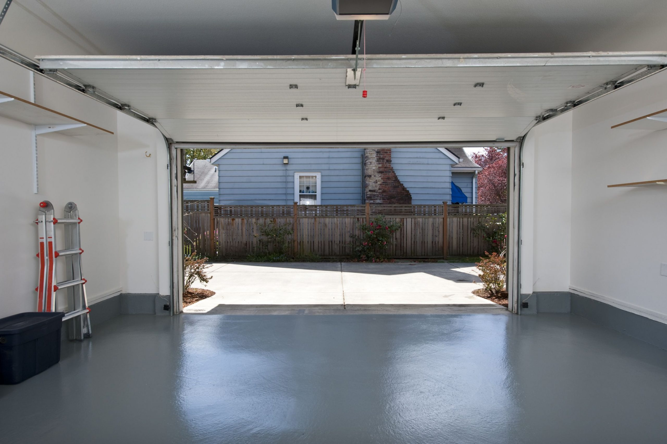All You Need To Know About Epoxy Garage floors